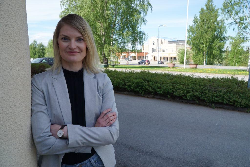 Maria Ahvenniemi, Kasvupalvelut JPYP